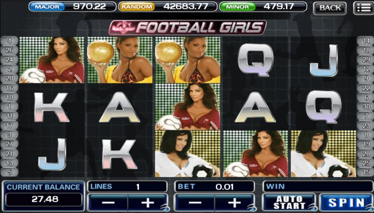 Football Girls