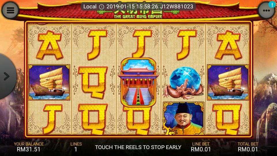 Tunica demo claim your treasure playing the great ming empire slot uncut igre