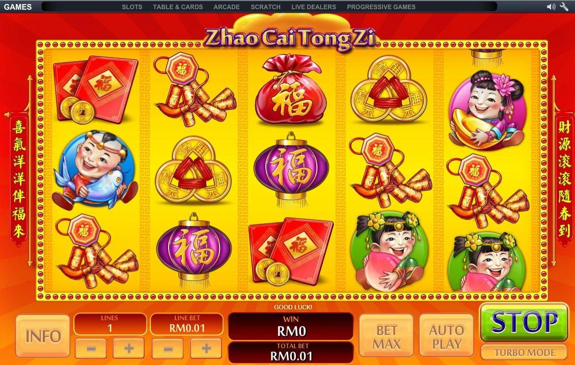 Zao Chai Tong Zi
